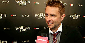 Chris Hardwick Talks Adorable Aliens and the Seriousness of Cosplay