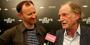 David Bradley and Mark Gatiss's New Film About the First Doctor