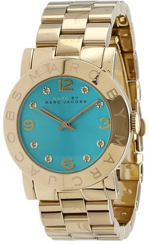 Marc by Marc Jacobs - MBM3220 - Amy Dexter (Gold) - Jewelry