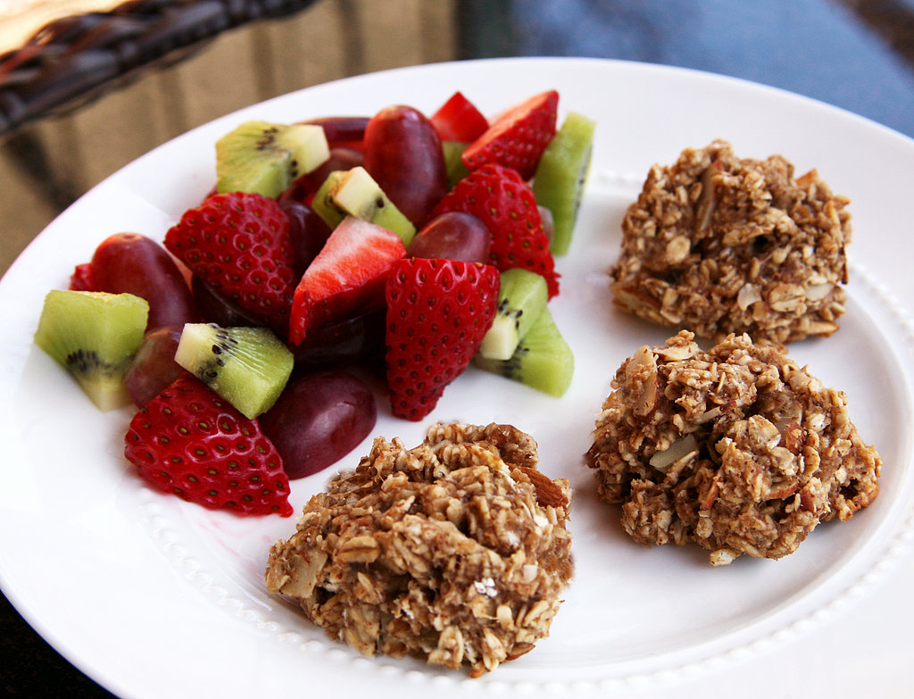 Vegan Banana Oatmeal Breakfast Bites