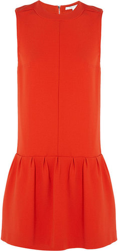 Diane von Furstenberg Maeryn stretch-crepe dress
