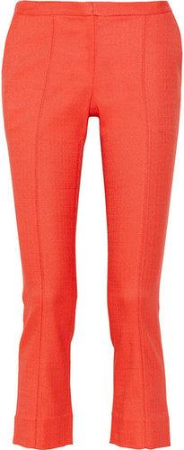 Diane von Furstenberg Aislin woven pants