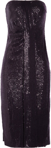 Diane von Furstenberg Piaza sequined silk dress