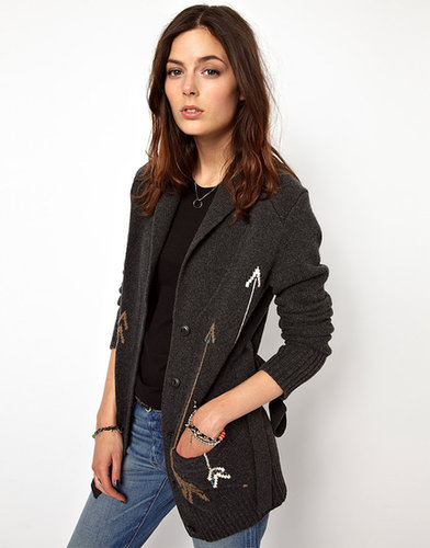 Levi's Arrow Belted Cardigan