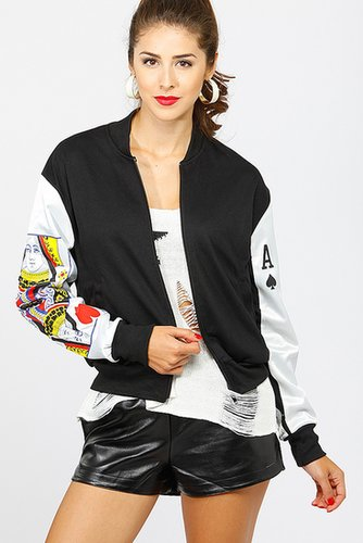 Queen Of Hearts Jacket
