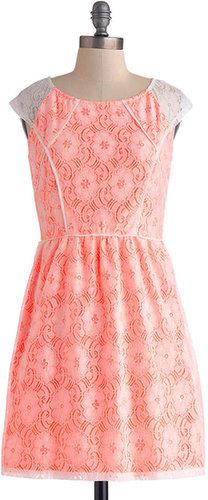 Neon the Guest List Dress