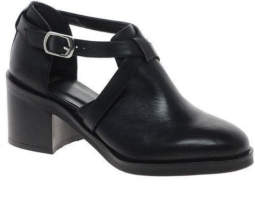 ASOS PREMIUM AFTERLIFE Leather Ankle Boots