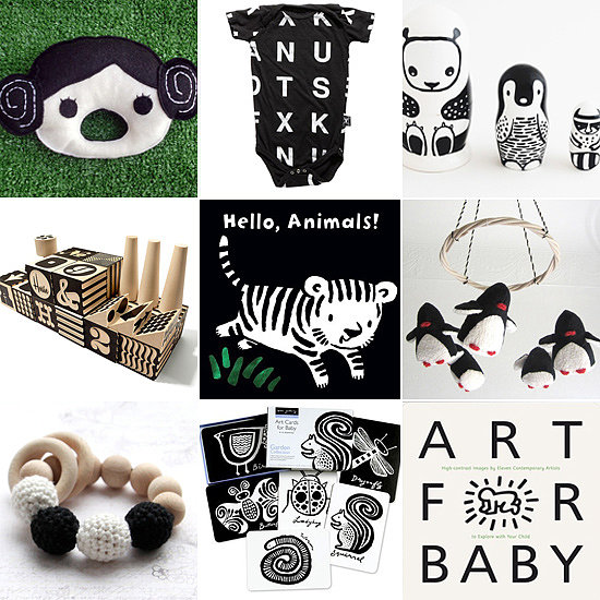 Toddler Toys Black And White : Black and white baby toys popsugar moms