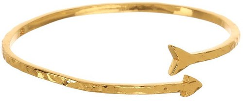 gorjana - Arrow Cuff Bracelet (Gold) - Jewelry