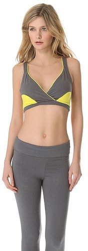 Solow Colorblock Sports Bra