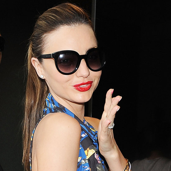 Celebrities Wearing Red Lipstick | Pictures