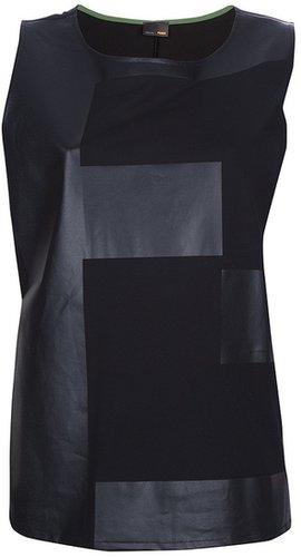 Fendi logo vest