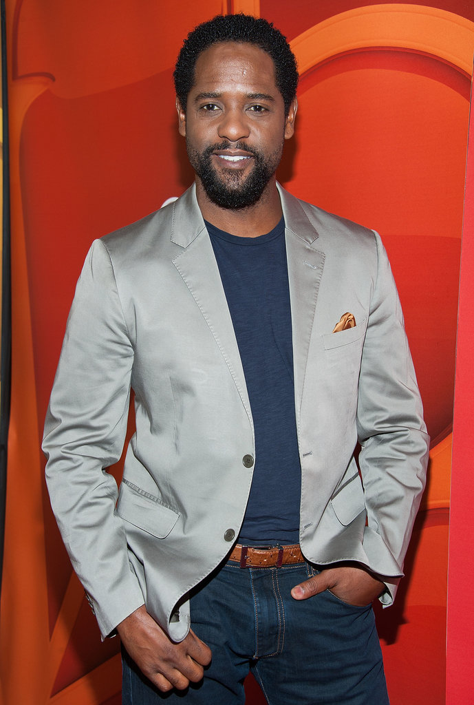 Blair Underwood attended the Summer TCA Press Tour.