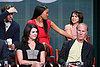 Lauren Graham, Mae Whitman, and Joy Bryant all shared stage time to talk about Parenthood.