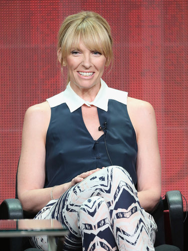 Toni Collette attended the Summer TCA Press Tour to talk about Hostages.