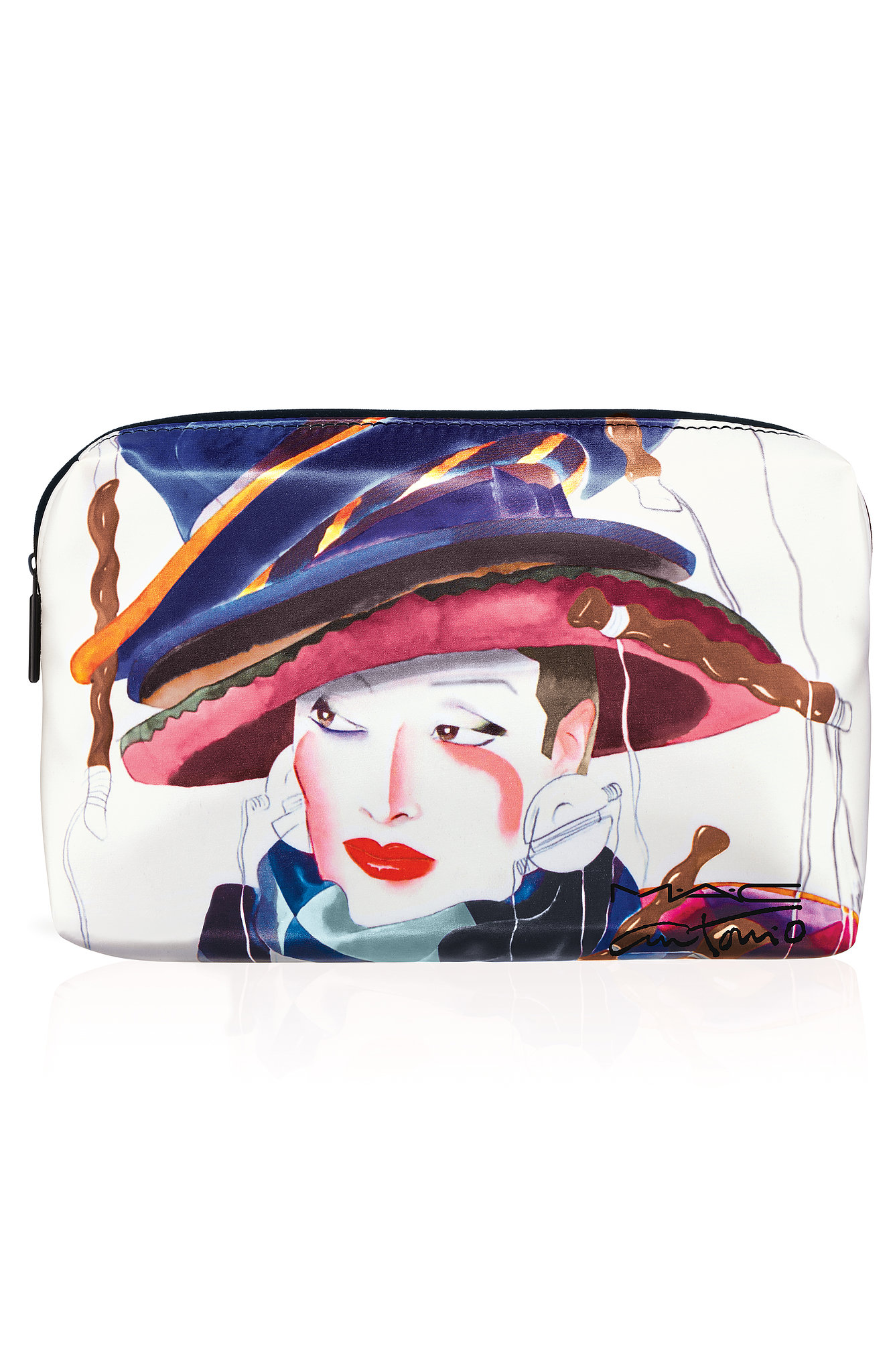 Makeup Bag ($40)