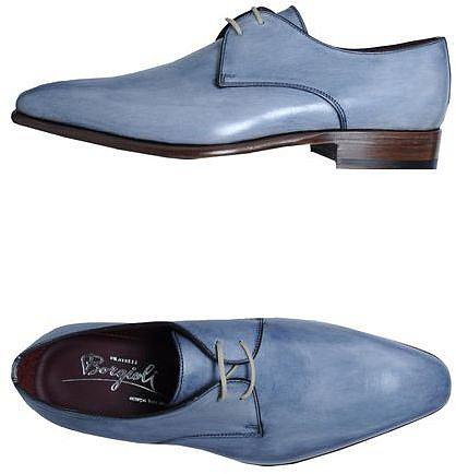 BORGIOLI Lace-up shoes