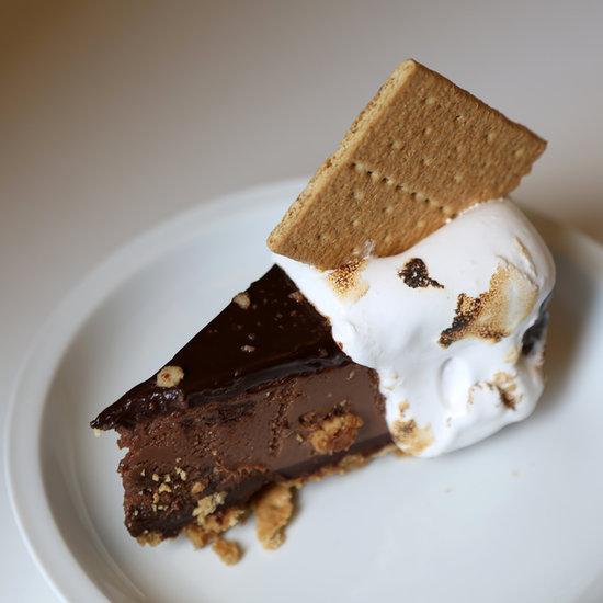 Cheesecake Factory S'mores Cheesecake