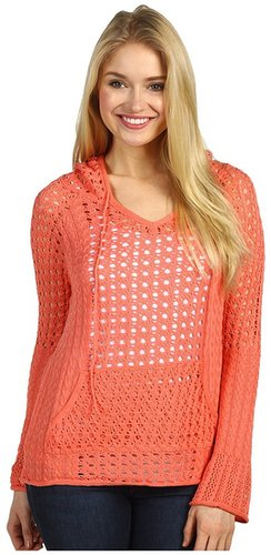 O'Neill - Casey Sweater (Coral) - Apparel