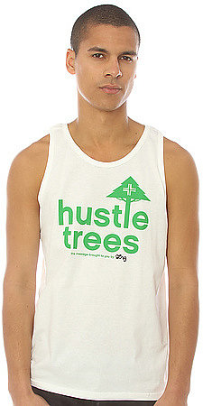 LRG Core Collection The Hustle Trees Tank Top