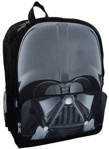 Star wars darth vader backpack - kids