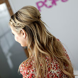 Rachel Bilson Braided Hair | Tutorial