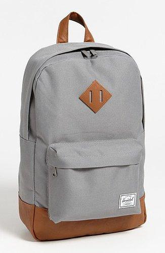 Herschel Supply Co. 'Heritage Mid Volume' Backpack Grey