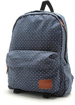 Vans Deana Chambray Dots Backpack
