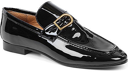 ISABEL MARANT August patent leather loafers