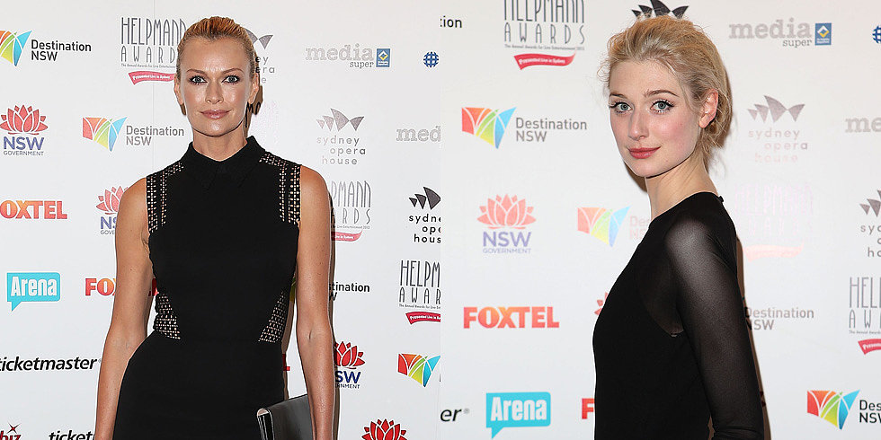 Stars Celebrate Australian Stage Success at the Helpmann Awards