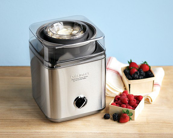 Cuisinart Stainless-Steel Ice Cream Maker