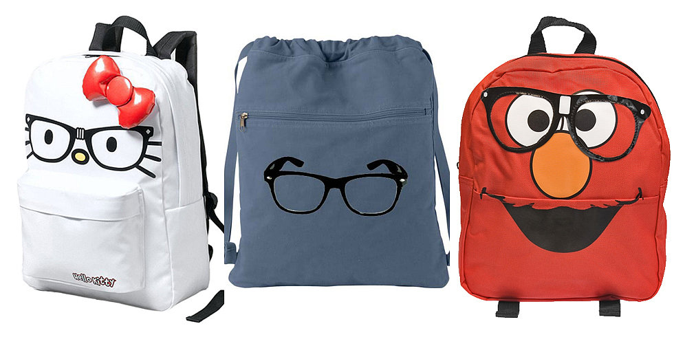 Ga Ga For Glasses! 9 Geek-Chic Back-to-School Finds