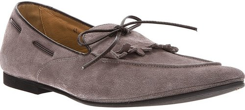 Henderson Fusion fringed loafer