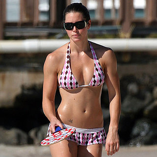 Pictures of Jessica Biel in Bikini