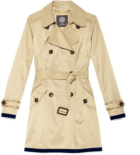 Joanne Colored Trench