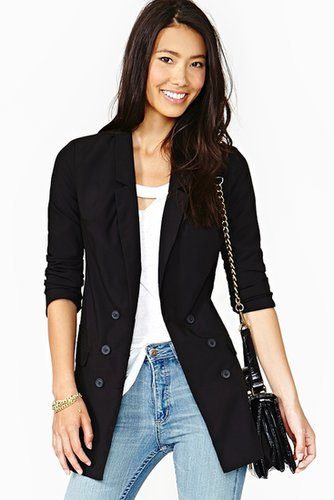 All Night Long Blazer