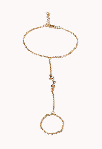 FOREVER 21 NYC Hand Chain