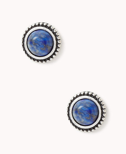 FOREVER 21 Natural Stone Dome Studs
