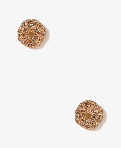 FOREVER 21 Layered Rope Trim Studs