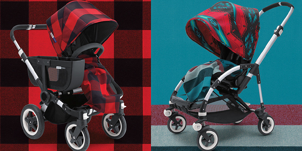"First Look: Bugaboo X Pendleton's ""In True Spirit"" Collaboration"