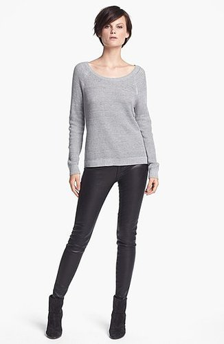 rag & bone/JEAN 'Belarus' Pullover Light Grey Medium