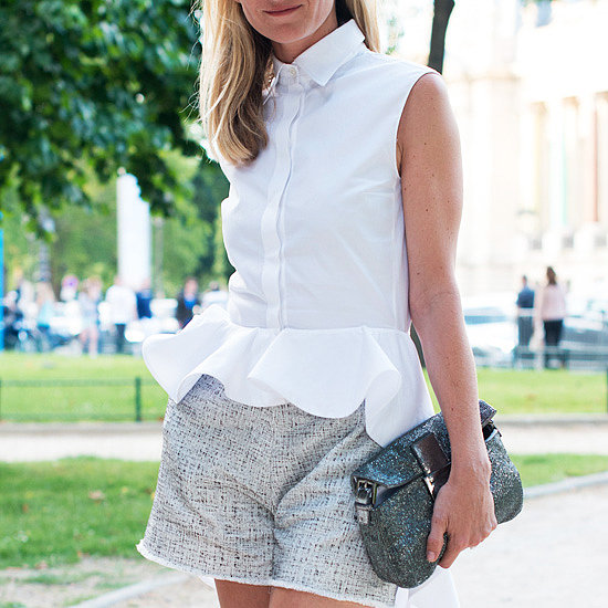 Peplum Tops and Blouses Under $100