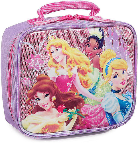 Disney Kids Bag, Girls or Little Girls Disney Princess Lunch Tote