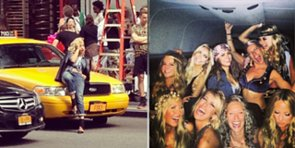 Rita Ora Stops Traffic For DKNY, Selena Gomez Rocks a Crazy Party Bus, and More!