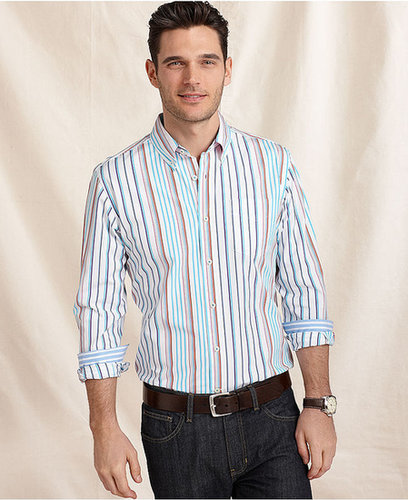 Tommy Hilfiger Shirt, Long Sleeve Slim Fit Fred Shirt