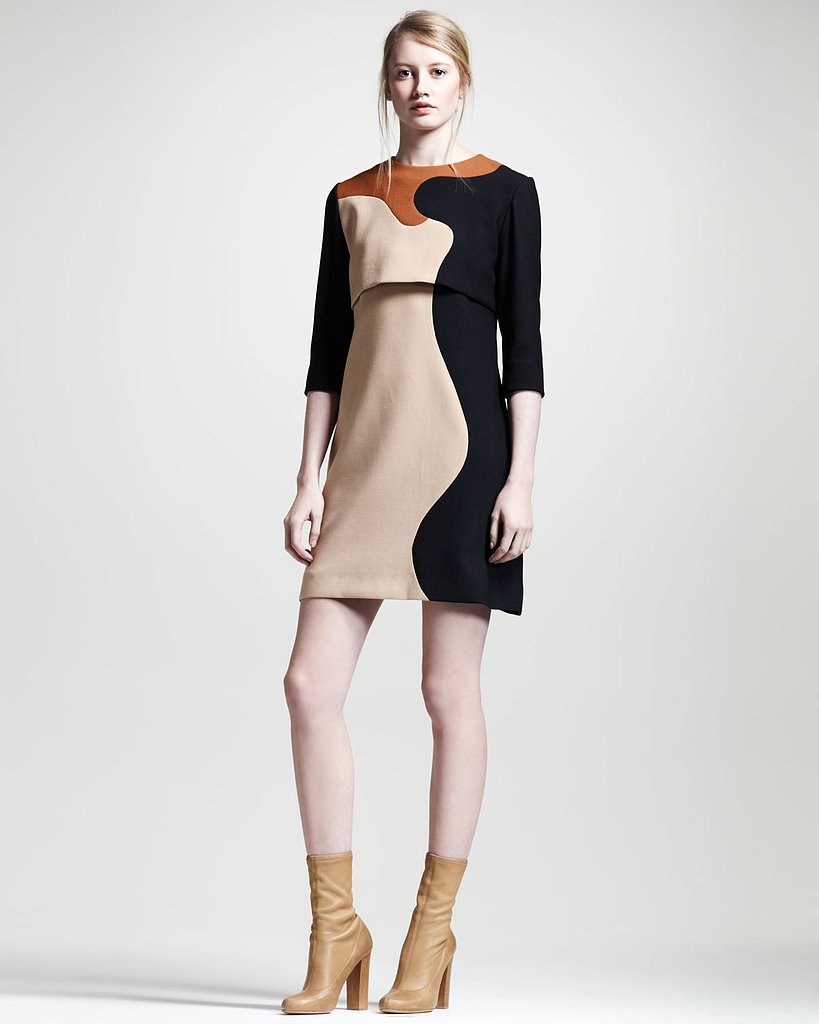 The curvy lines ($1,495) we spotted in Chloé's Pre-Fall collection are available to shop now.