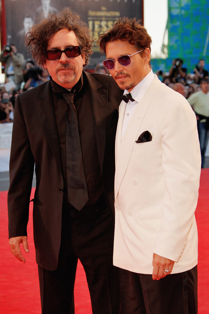Tim Burton and wife Helena Bonham Carter named their close friend and collaborator Johnny Depp as the godfather of their oldest son, Billy.