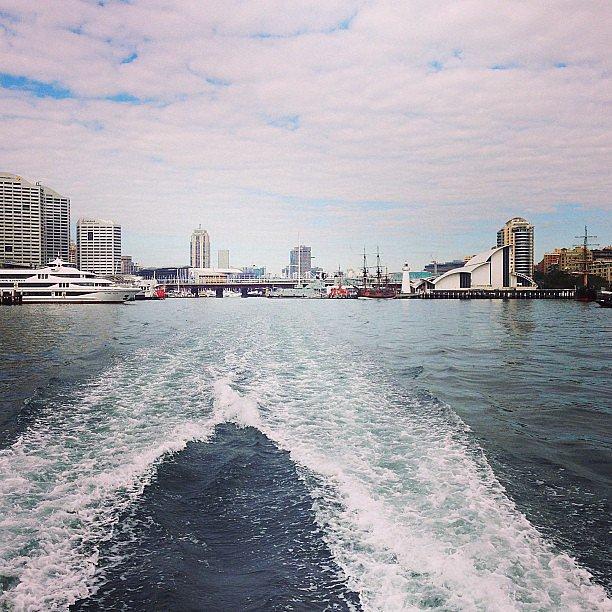 Take a Ferry Ride