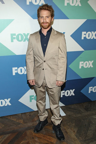 Seth Green attended the Summer TCA Press Tour's Fox All-Star Party.
