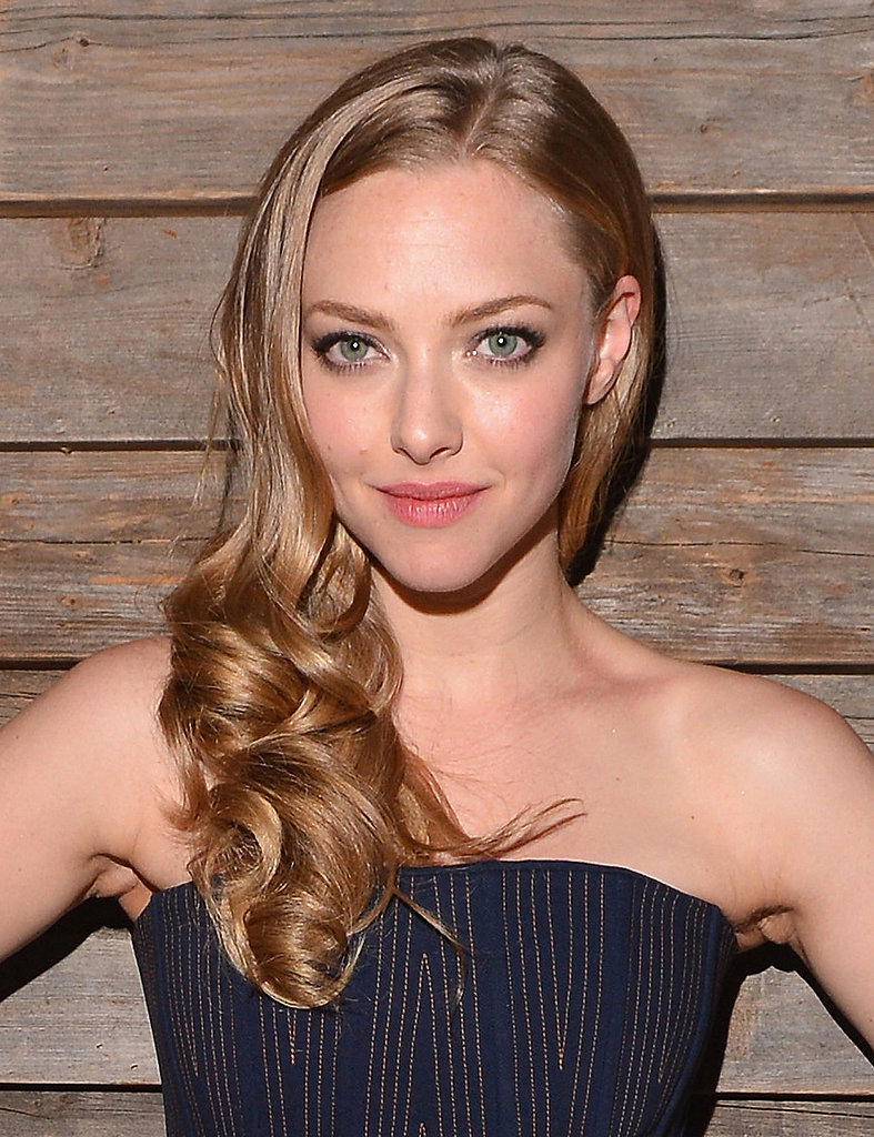 We can't get enough of Amanda Seyfried's hair, and these glossy curls were no exception.